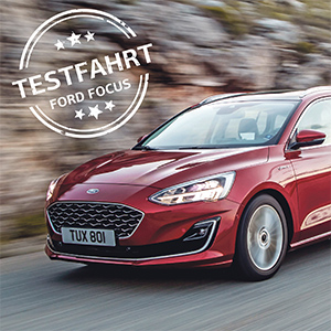 Testfahrt: Ford Focus Turnier